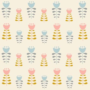 Tulips Cream
