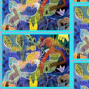 Mermaid Secrets Fish Whispers