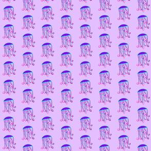 Merfriends lavender jellies