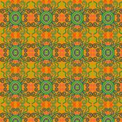 Carrot Salad Orange Green