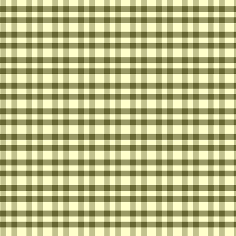 Tiny white pepper gingham fabric by moirarae on Spoonflower - custom fabric