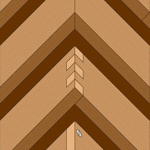 joinery zigzag