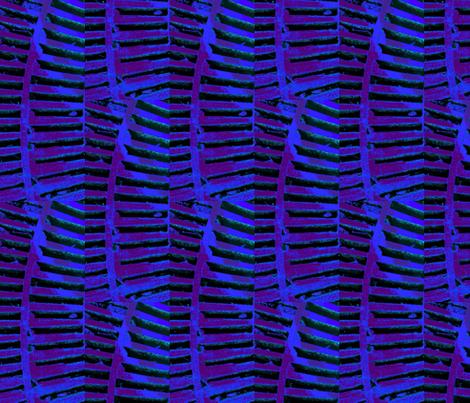Blue & Purple Grate fabric by bauden on Spoonflower - custom fabric