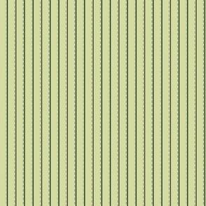 Joy stitched stripe