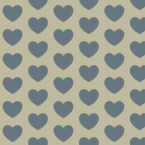Hearts and spots
