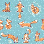 magic foxes
