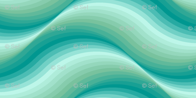 04214297 : billowing waves : surf