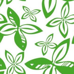 Tiki_Leave_Green