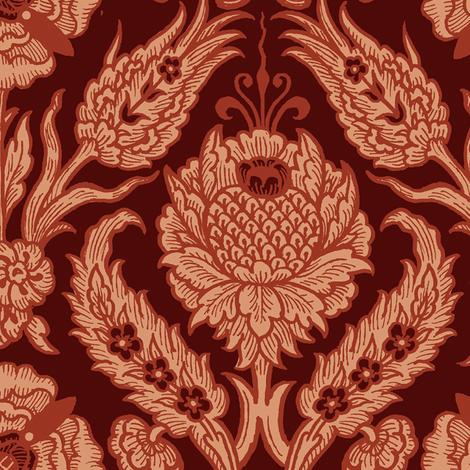 Serpentine 918g fabric by muhlenkott on Spoonflower - custom fabric