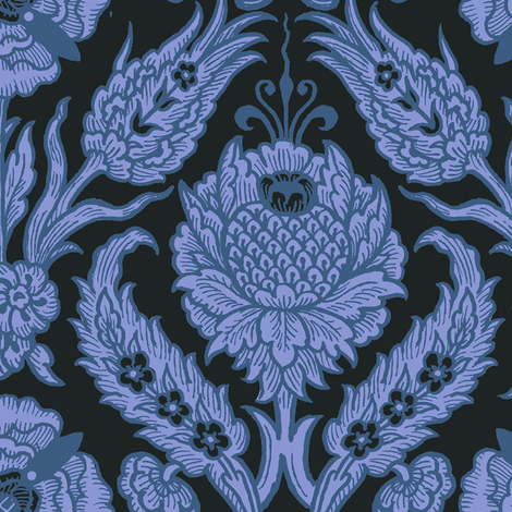 Serpentine 918e fabric by muhlenkott on Spoonflower - custom fabric