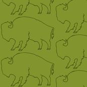 Bison_Green