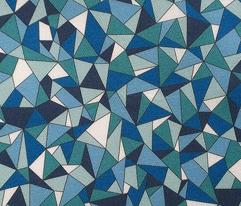 Biba (Blue)    geometric gem jewel facet sparkle triangle diamond