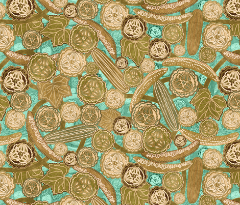 gherkins fabric by kociara on Spoonflower - custom fabric