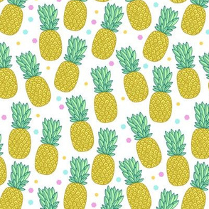 pineapples - small