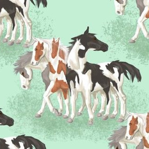 How Many Horses 3
