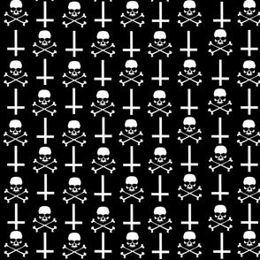 black_crosses__white_skulls