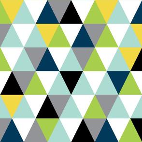 Triangles Multi 1, medium