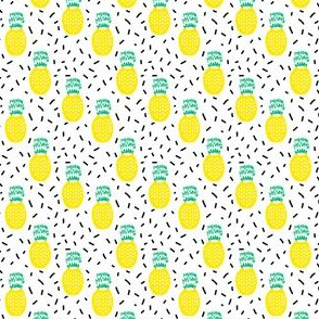 pineapple fruit summer tri tyg kangas design minimal kids design smaller version