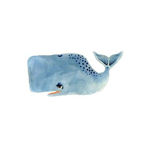 Resized whale