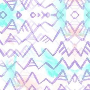 Aztec Kaleidoscope