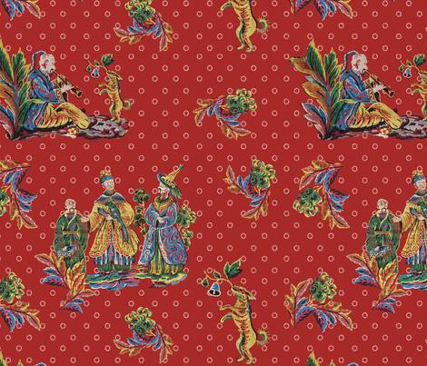 jessica3 fabric by dana_zurzolo on Spoonflower - custom fabric