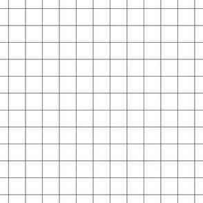 Grid A b/w 1.5 in.