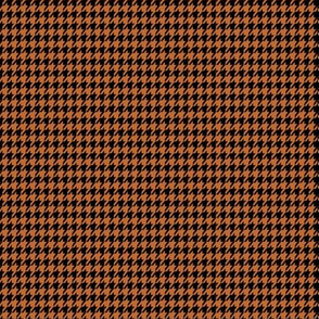 Large Houndstooth - A Day of Shopping