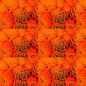 Orange Roses III