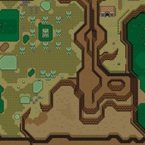 Dark World Map Right Side