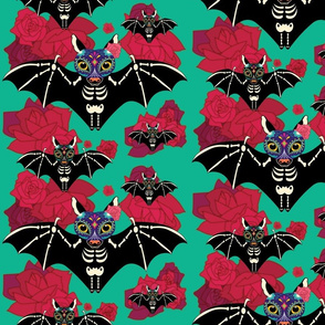 Skull Candy Bats Small