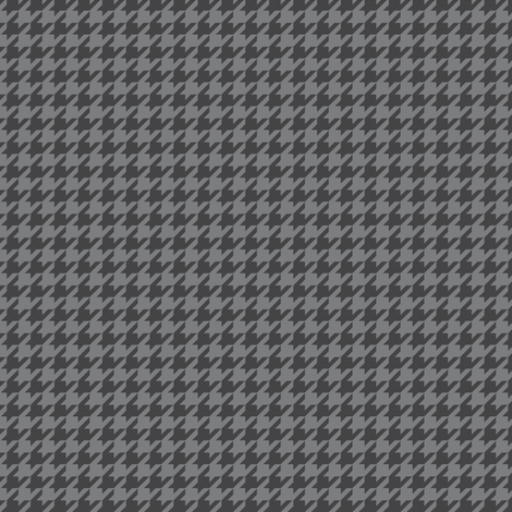 Persona Houndstooth fabric by sparklepipsi on Spoonflower - custom fabric
