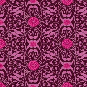 purple nouveau