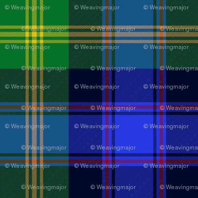 Watson clan tartan