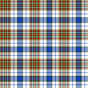 Gayre arisaidh or white dress tartan