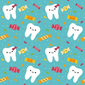 Happy Teeth and Candy Party!