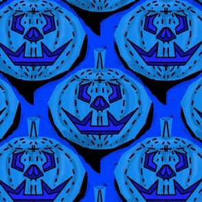 Jack O Lanterns, unlit
