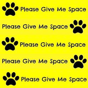 Be Good To Your Pet - Yellow Dog Awareness