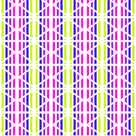 Pastel Matrix fabric by eve_catt_art on Spoonflower - custom fabric