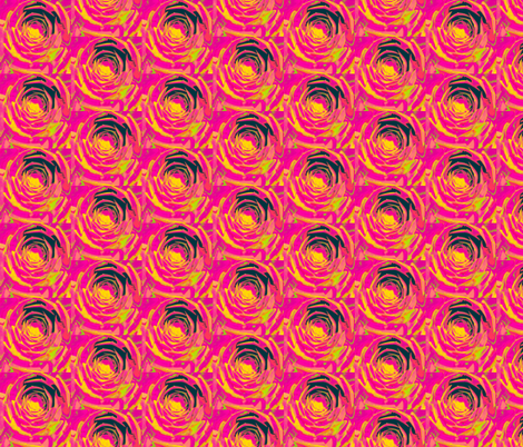 Hot Pink fabric by bauden on Spoonflower - custom fabric