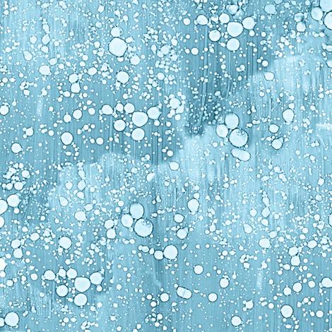 rain splatter in sailing blues fabric by weavingmajor on Spoonflower - custom fabric
