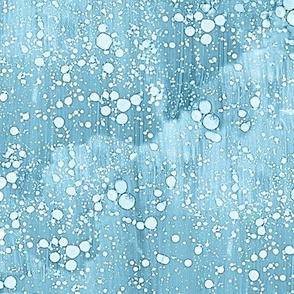 rain splatter in sailing blues