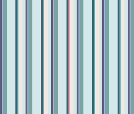 Coast stripe refresh fabric by colour_angel_by_kv on Spoonflower - custom fabric