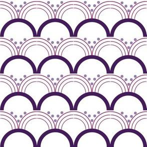 Lavender and Plum