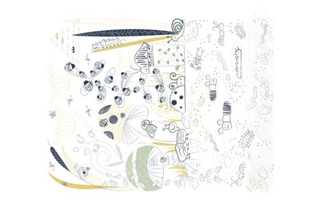 bugs_blanket fabric by myriam_keaton on Spoonflower - custom fabric