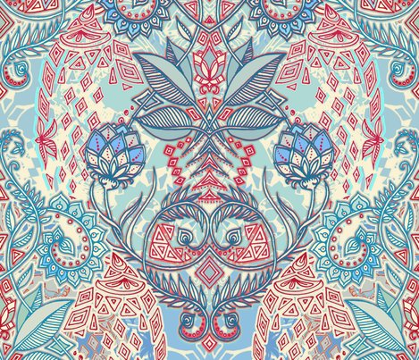 Rtriangle_protea_doodle_pattern_base_red_blue_spoonflower_shop_preview