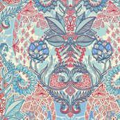Rtriangle_protea_doodle_pattern_base_red_blue_spoonflower_shop_thumb