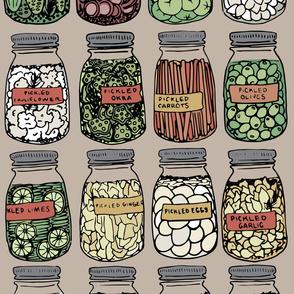 Pickled Survival