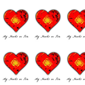 My Hearts on Fire