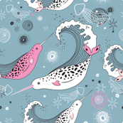 Narwhal Dreams