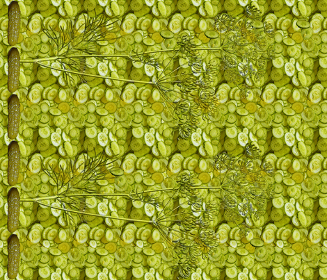Pickle__contest_1 fabric by stradling_designs on Spoonflower - custom fabric
